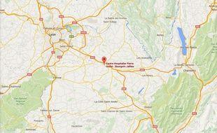 C'est à Bourgoin-Jallieu, près de Lyon, que l'affaire s'est produite.