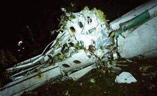 81 personnes se trouvaient à bord de l'avion.