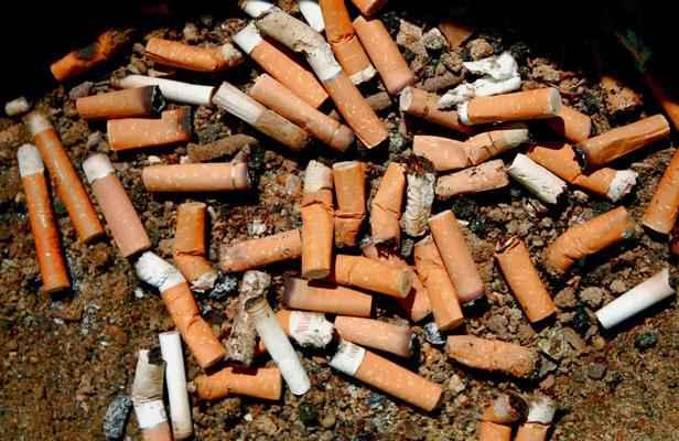 Se remettre après a cessé de fumer