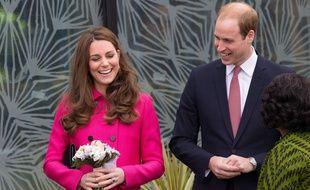 Kate et William, les parents du futur bébé royal.
