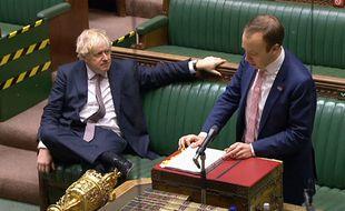Boris Johnson aurait qualifié son ministre de la Santé Matt Hancock de putain de nul.