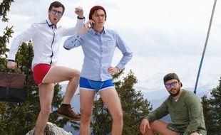 Trois Haut-Savoyards ont créé des boxers pour protéger les organes génitaux des hommes des ondes électromagnétiques.