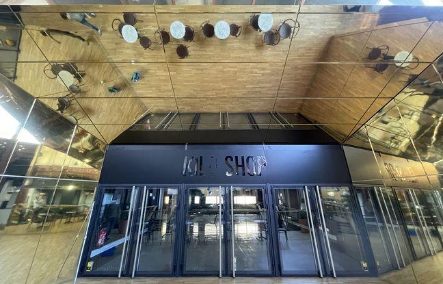 L'ancienne friperie Kilo shop va devenir un bar
