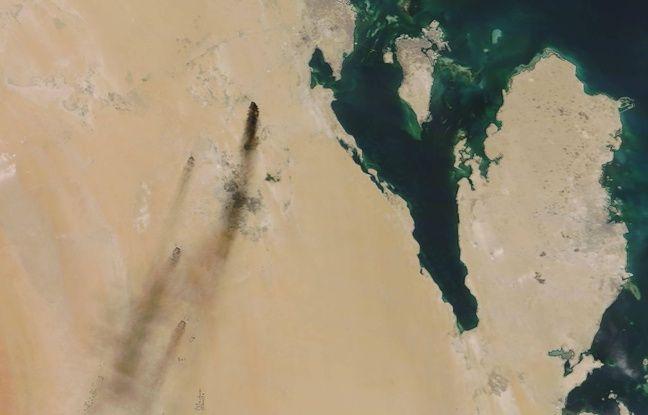 Attaque de drone en Arabie saoudite