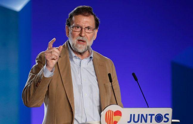 nouvel ordre mondial | Rajoy déclare vouloir «récupérer la Catalogne» par la «démocratie»