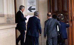 """Jean-Marie Messier s'est montré très combatif mercredi devant la cour d'appel pour justifier sa communication lors des derniers mois de son mandat à la tête du groupe Vivendi, assurant qu'elle était exacte et dénonçant des """"erreurs"""" dans le jugement de première instance."""