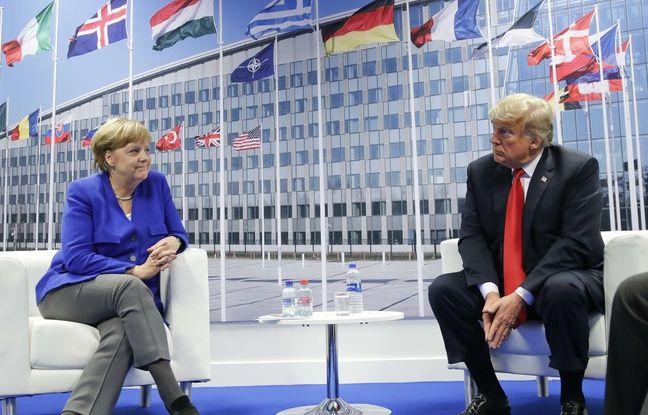 Etats-Unis: Donald Trump affirme de nouveau que son père est né en Allemagne