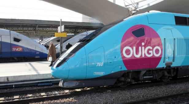 Le TGV low-cost Ouigo étend sa toile — SNCF