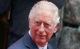 Le prince Charles, le 11 mars 2020.