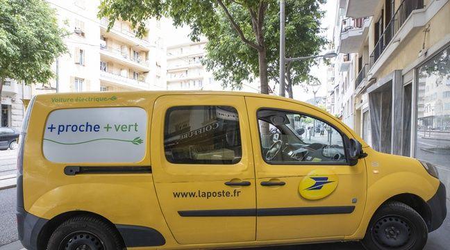 Des véhicules électriques de La Poste ont-ils fini à la casse prématurément?
