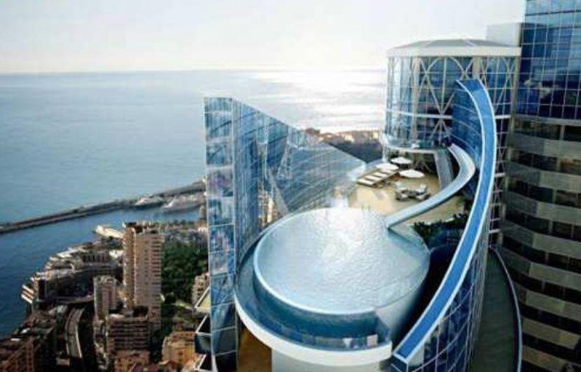 Assez VIDEO. L'appartement le plus cher au monde se trouve à Monaco CR22