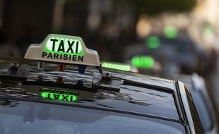 Les taxis craignent la loi d'orientation des mobilités, proposée par le gouvernement.