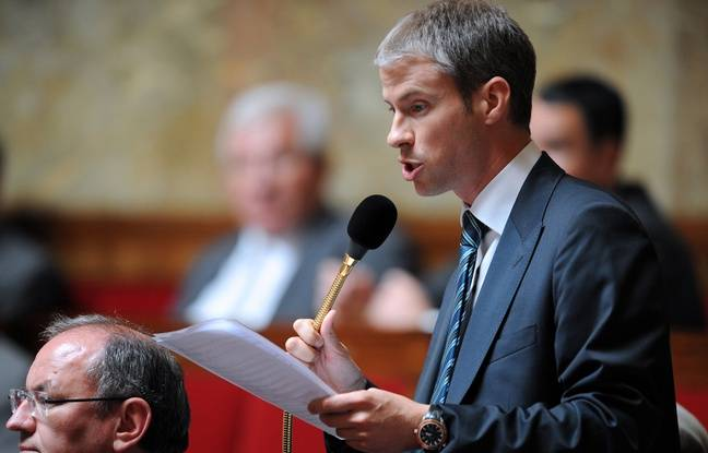Franck Riester en 2009