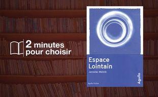 «Espace Lointain» par Jaroslav Melnik chez Agullo (320 p., 21,50€).