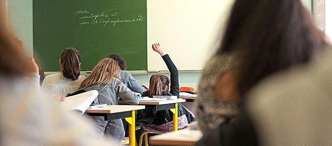 Les établissements scolaires ne devraient rouvrir qu'à partir du 4 mai prochain (photo d'illustration)