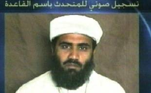 Cette capture d'écran montre Souleyman Abou Ghaith le 23 juin 2002