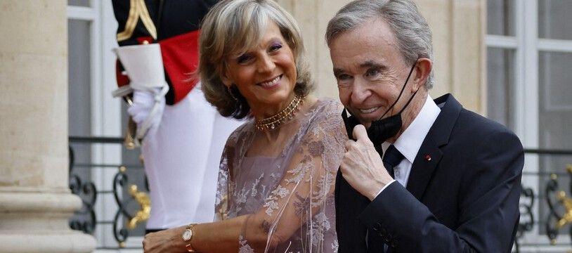 Bernard Arnault, fortune numéro un en France, et durant quelques semaines, du monde