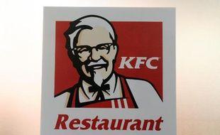 Logo du groupe Kentucky Fried Chicken (KFC)