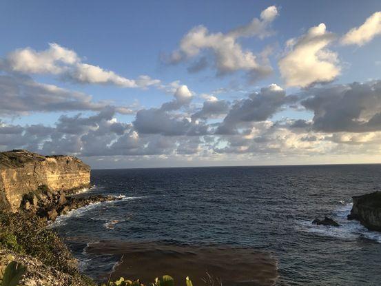 648x415 bancs algues sargasses baie porte enfer anse bertrand guadeloupe mars 2019