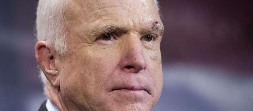 John McCain a été le candidat républicain à la Maison-Blanche en 2008. (archives)
