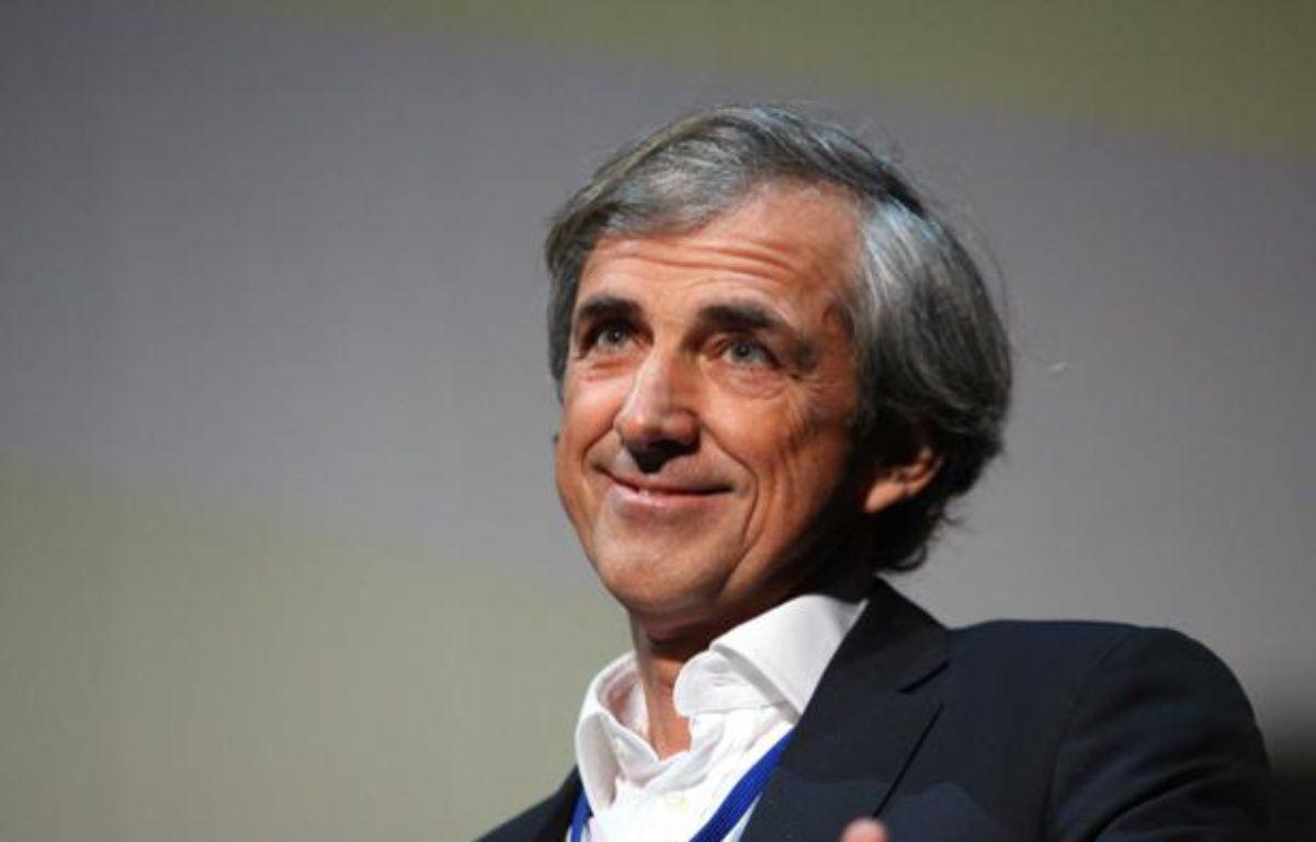 Stephan Brousse, président du Medef PACA  – SIPA