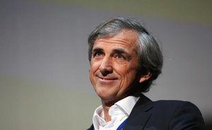 Stephan Brousse, président du Medef PACA
