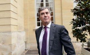 """L'ex-élu RPR du Lot-et-Garonne Michel Gonelle a déclaré jeudi à un correspondant de l'AFP, avoir remis mercredi, lors de son audition par la brigade financière à Bordeaux, """"la sauvegarde de l'enregistrement"""" du ministre du Budget Jérôme Cahuzac."""