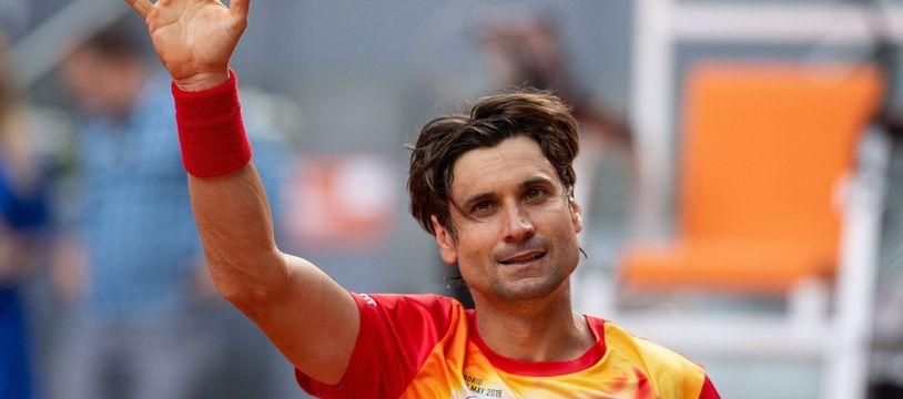David Ferrer a également remporté trois Coupes Davis avec l'Espagne.