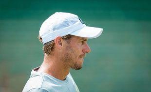 Lleyton Hewitt va reprendre la raquette pour aider l'Australie face aux Etats-Unis lors du premier tour de Coupe Davis du 4 au 6 mars 2016.