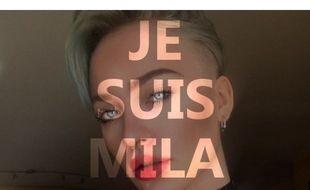 Mila, 16 ans, a subi une vague d'insultes et de menaces sur les réseaux sociaux après avoir tenu des propos islamophobes.