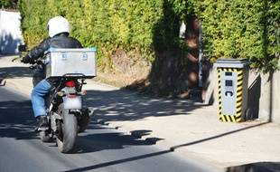 La poubelle radar de Castelnau-le-Lez