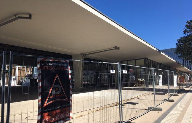 La Halle Boca à Bordeaux proposera sept restaurants et un food court avec une quinzaine de cellules de restauration.