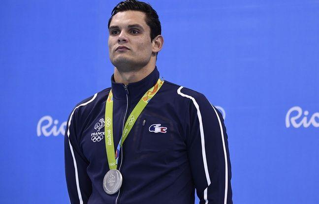 C'était donc sérieux, Florent Manaudou arrête la natation pour se mettre au handball