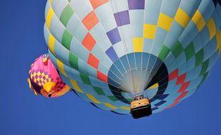 Les voyages spatiaux en montgolfière sont prévus pour 2024.