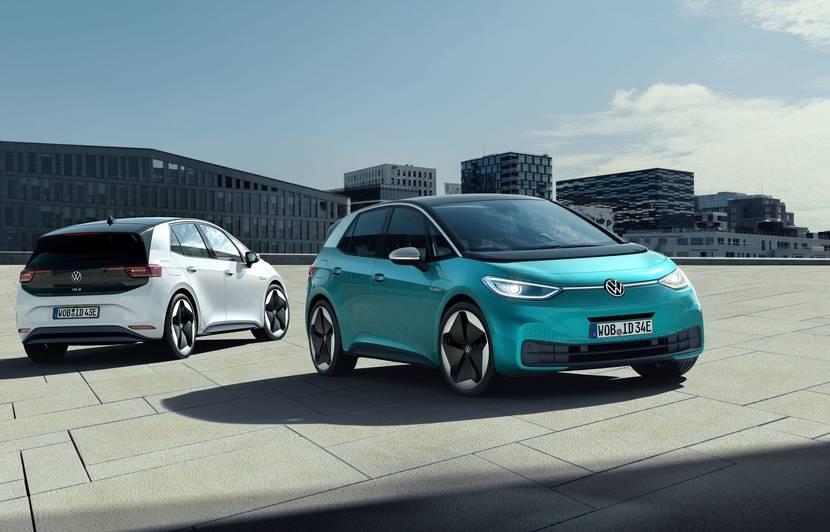 ID.3 : Une nouvelle Volkswagen électrique « aussi importante que la Coccinelle »
