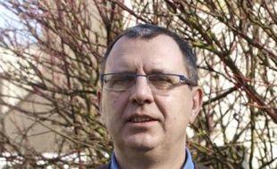 Olivier Grière, hydrogéologue.