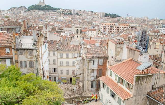 VIDEO. Marseille: Face à la crise du logement, faut-il réquisitionner les logements vides?