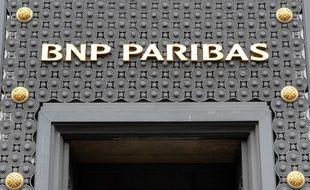 Le siège de la BNP Paribas à Paris