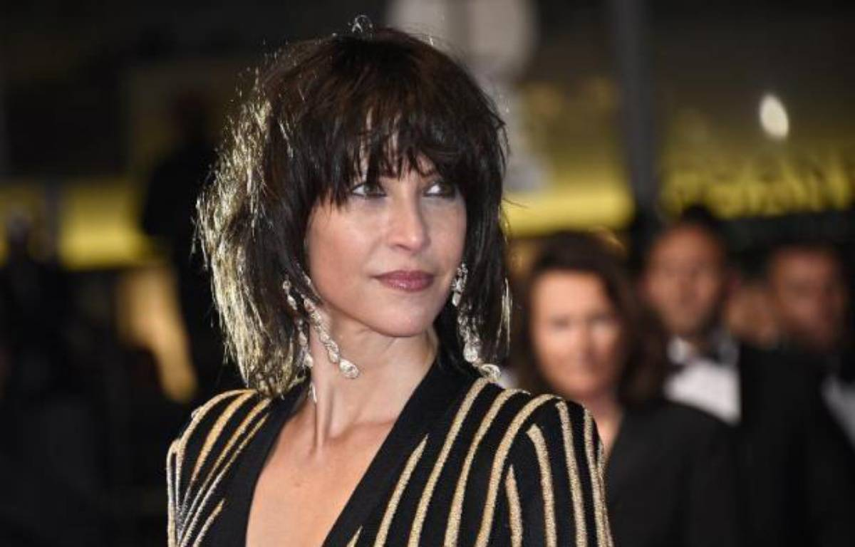 Sophie Marceau, membre du Jury du Festival, le 21 mai 2015 à Cannes – LOIC VENANCE AFP