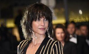 Sophie Marceau, membre du Jury du Festival, le 21 mai 2015 à Cannes