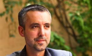L'écologiste Antoine Maurice, tête de liste d'Archipel Citoyen pour les municipales 2020 à Toulouse.