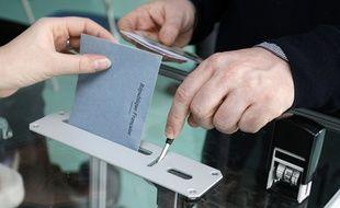 Le premier tour de l'élection présidentielle a lieu dimanche 23 avril (illustration).