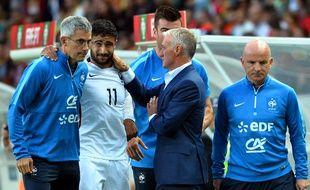 Il y a désormais un an, Nabil Fekir subissait la première blessure extrêmement sérieuse de sa carrière professionnelle, avec les Bleus de Deschamps au Portugal.