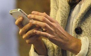 Les smartphones sont parmi les téléphones les plus volés