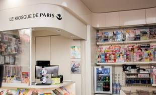 Le kiosque paris gay