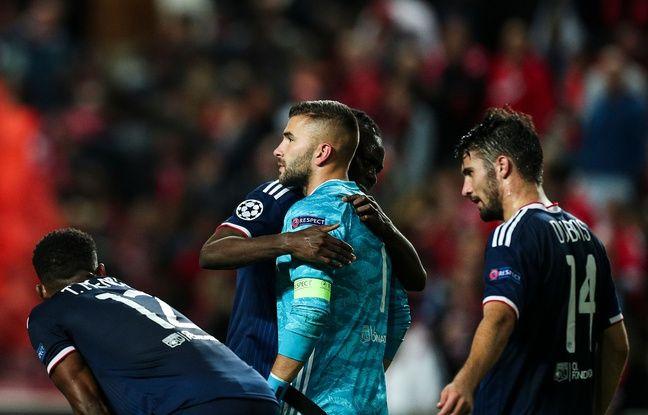 Benfica-OL: «Il nous a tellement sauvés»... Tout Lyon au soutien d'Anthony Lopes après la pire gaffe de sa carrière