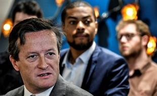 Thomas Rudigoz, député LREM du Rhône et ancien proche de Collomb a rejoint le rang des pro-kimelfeld.