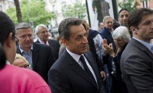 Nicolas Sarkozy a siégé mardi matin pour la première fois au Conseil constitutionnel en tant qu'ancien président de la République.