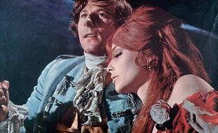 «Le bal des vampires», long-métrage de Roman Polanski.
