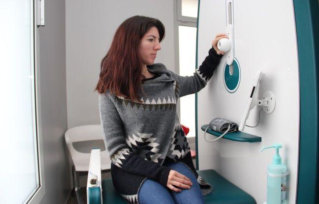 Le fauteuil connecté de la start-up blagnacaise Hygia sera présentée au CES Las Vegas 2020.